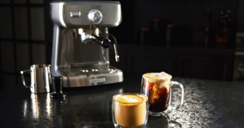 Calphalon's espresso machine and smart blender are at the lowest prices we've ever seen