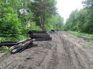Update: Work on Adirondack 'Rails to Trails' project progressing on schedule