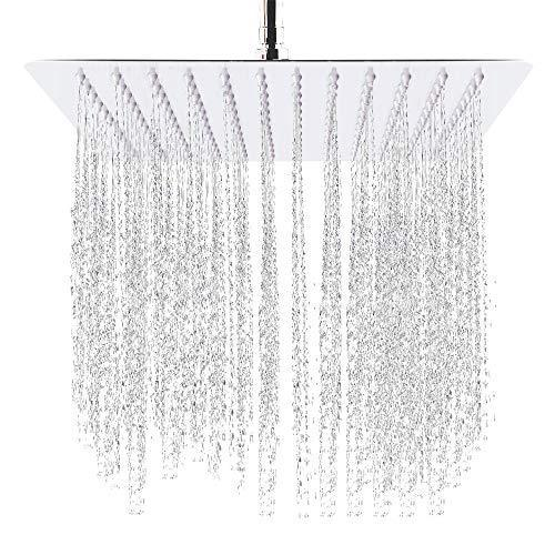 Conhee High Pressure Shower Head, 12 Inches Square