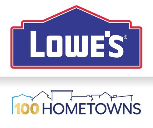 Exodus Homes To Receive Grant From Lowe's Home Improvement