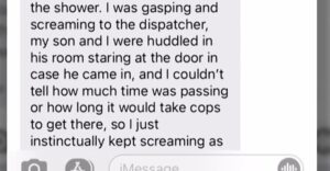 Memphis mom terrified after finding stranger in bathroom while she showered