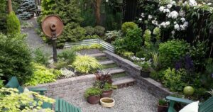 First, this artist cultivated her personal garden aesthetic. Then she grew the confidence to plant it.