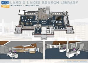 Contract approved for Land O' Lakes library renovation
